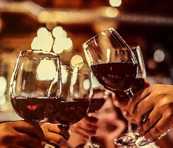TASTE THE FINE WINES AT ST. MICHAELS