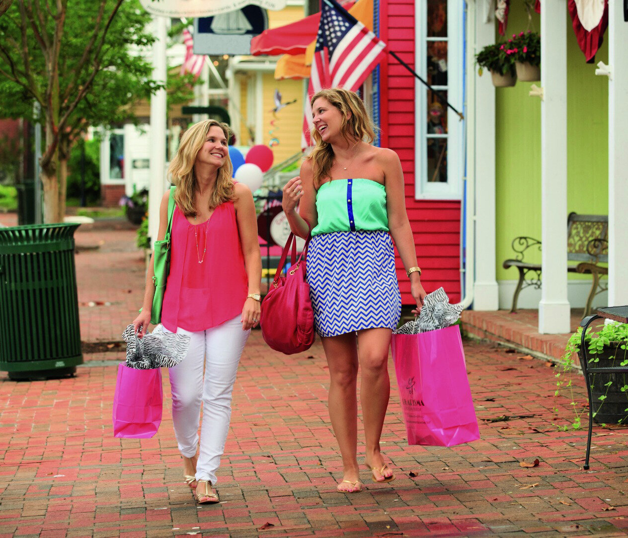 SHOP AND DINE IN ST. MICHAELS